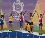 Con cuatro medallas de oro, dos de bronce y una de plata se despide la delegación cubana de los III Juegos Latinoamericanos de Olimpiadas Especiales. Foto: Granma.