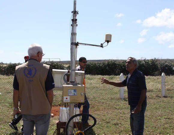 Monitoreo del PMA en las operaciones. Foto: PMA.