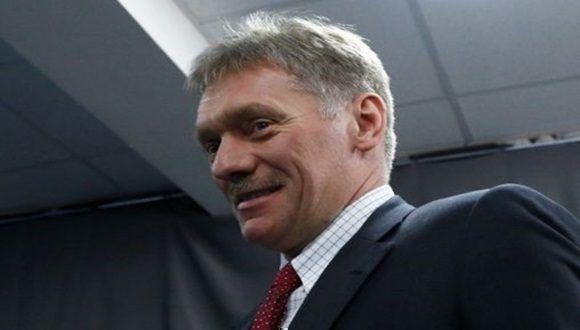 Dmitri Peskov dijo no saber de dónde sacó la agencia Reuters información de una respuesta militar en contra de EE.UU. | Foto: Reuters
