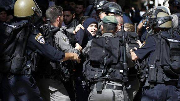 """Presas palestinas soportan condiciones """"insoportables"""" en cárcel israelí de Hasharon. Foto: HispanTV/ Archivo."""