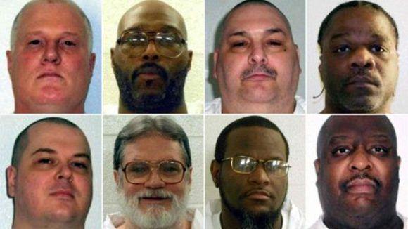 El gobierno de Arkansas pretende ejecutar a ocho presos condenados a la pena capital antes de que termine el mes de abril. Foto: Getty Images.