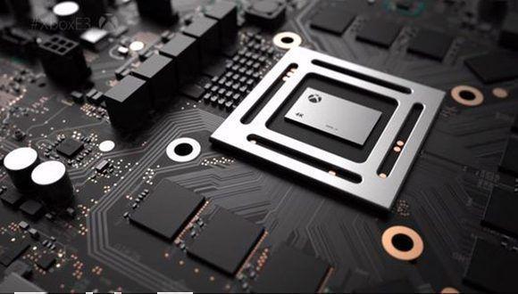 """Según Microsoft, a finales de este año lanzarán """"la consola más potente de la historia"""". Foto: XBOX."""