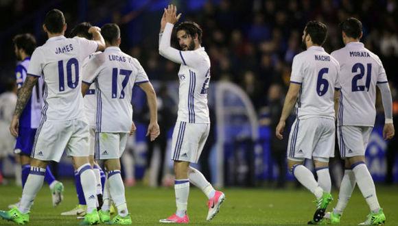Isco lidera a los suplentes del Real Madrid en victoria 2-6 sobre el Depor  (+ Videos)  067a81ee3b5d4