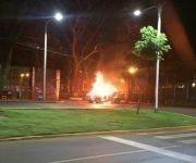Los atacantes tomaron por asalto la empresa de seguridad Prosegur, de cuya bóveda pudieron extraer unos 40 millones de dólares. Foto: ABC Color.