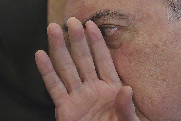 La oficina del presidente brasileño, Michel Temer, negó las acusaciones de que su partido haya recibido una suma millonaria en sobornos. Foto: AP.