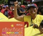 Foto: Tomada de la cuenta en Twitter de la Ministra del Poder Popular para la Mujer y la Igualdad de Género en Venezuela, Blanca Eekhout.