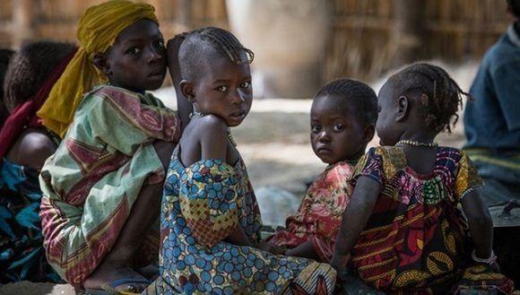 Más de 25 millones de infantes no pueden ir a la escuela debido a los conflictos bélicos. Foto: UNICEF.
