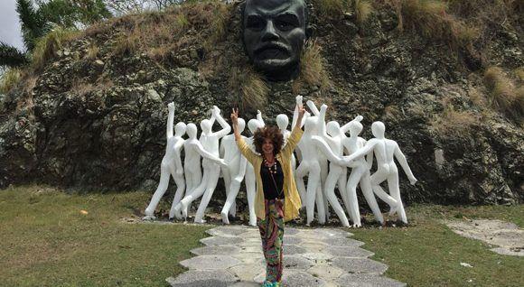 Victoria Abril regresa a Cuba. Foto: FICGibara2017.
