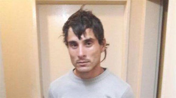 Wagner, el principal sospechoso, había sido detenido anoche en Moreno. Foto: Página 12.
