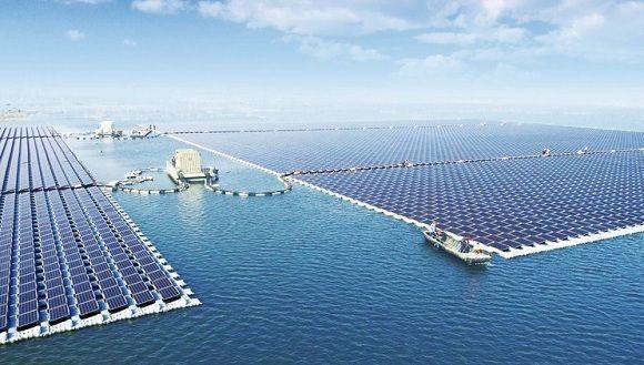 El Gobierno chino espera convertirse en el líder mundial en la generación de energía renovable  a través de paneles solares. Foto: sungrowpower.com