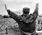 """Comandante"", exposición fotográfica dedicada a Fidel en Canadá"