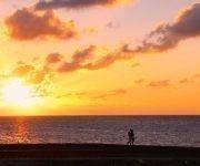 A la caída del Sol. Foto: Ale / Cubadebate