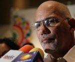 Antonio Becali presidente del Inder ofrece declaraciones a la Prensa. Foto: Ismael Francisco/Cubadebate.