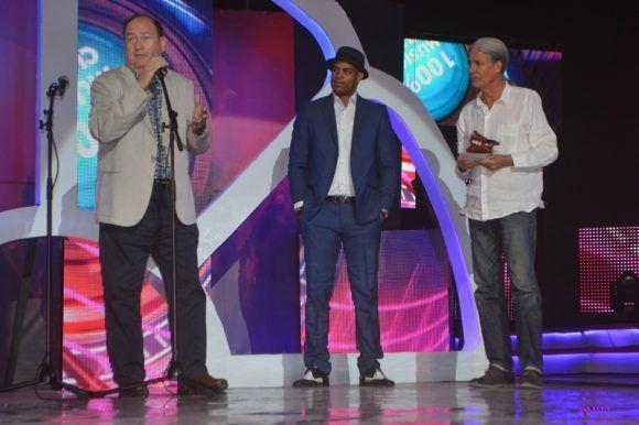 Premio Cubadisco 2017. Enrique Pla. Foto: Marianela Dufflar / Cubadebate