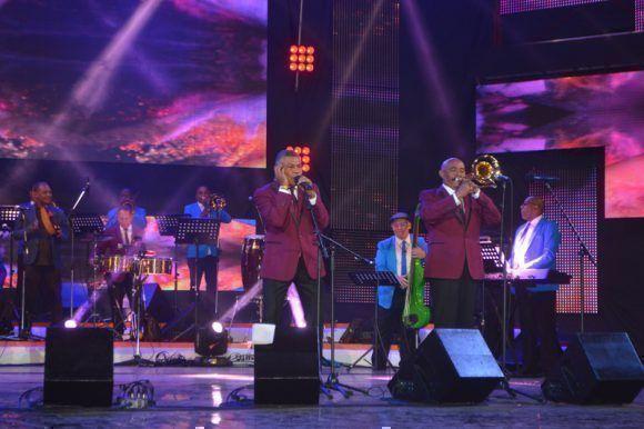 Premios Cubadisco 2017. Dimensión Latina. Foto: Marianela Dufflar / Cubadebate
