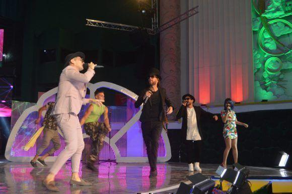 Premios Cubadiscos 2017. QvaLibre. Foto: Marianela Dufflar / Cubadebate