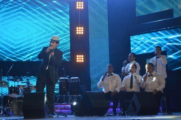 Premios Cubadisco 2017. Vocal Samplig. Foto: Marianela Dufflar / Cubadebate