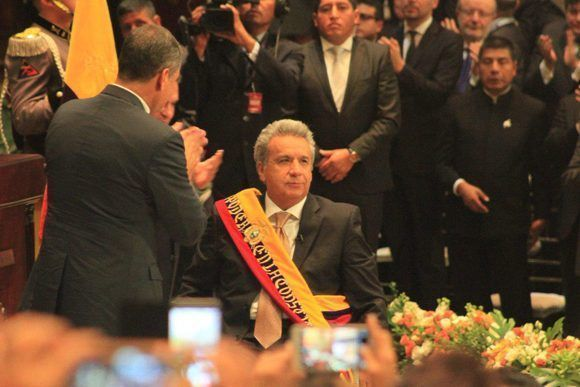Foto: @Presidencia_Ec