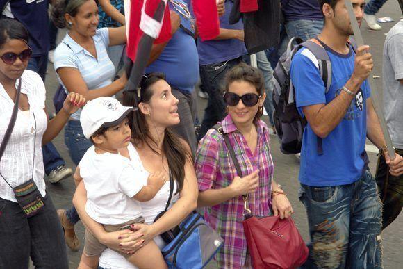 Día de las Madres. Foto: Daylén Vega / Cubadebate