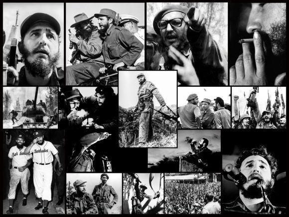 Dedican homenaje fotográfico a Fidel en capital de Canadá