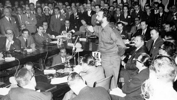 Fidel, el gran ausente del 1ro de mayo de 1959 en Cuba