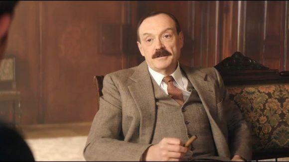 Fotograma de la película Stefan Zweig: adiós a Europa. Foto tomada de SensaCine.com.