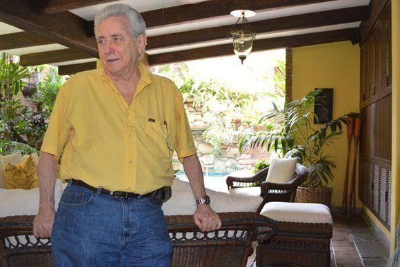 Henrique Salas Römer, quien perdió las elecciones con Chávez en 1998, es uno de los tantos políticos de la derecha venezolana con dinero en paraísos fiscales. Foto: Kervin García Mannillo/ Noticias24 Carabobo.