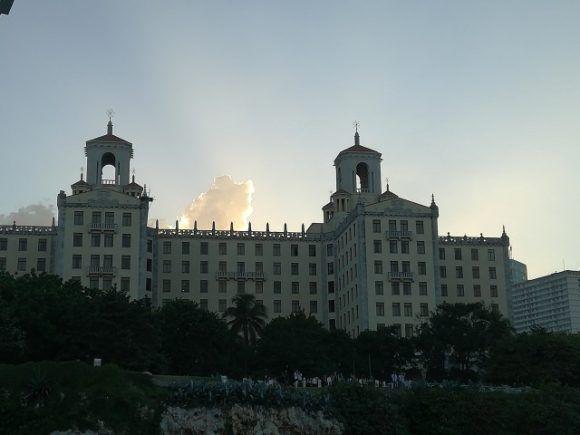 El Hotel Nacional de Cuba, La Habana- Foto: Richard O. Domínguez / Cubadebate