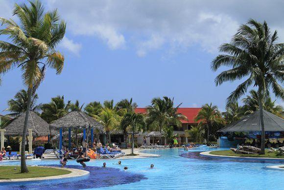 Hotel Playa Pesquero, sede de FITCuba 2017. Foto: Daylén Vega / Cubadebate