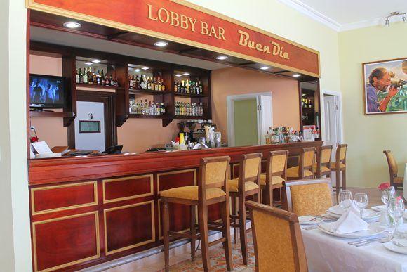 Gibara Lobby Bar hotel Arsenita