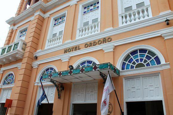 Gibara. Hotel Ordoño