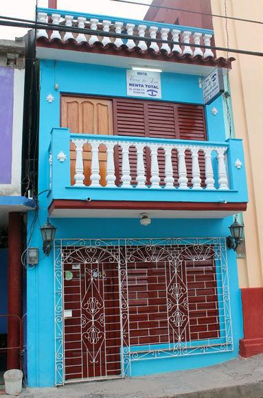 Gibara casa de renta. Foto: Daylén Vega Muguercia / Cubadebate
