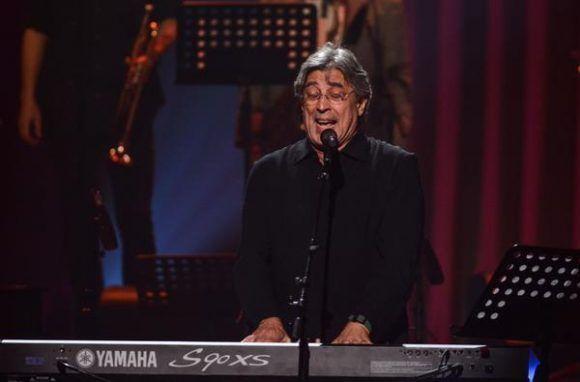 El músico y compositor brasileño Ivan Guimarães Lins, durante la gala con motivo del Día Internacional del Jazz, en el Gran Teatro de La Habana Alicia Alonso, Cuba, el 30 de abril de 2017.   ACN FOTO/Marcelino VÁZQUEZ HERNÁNDEZ