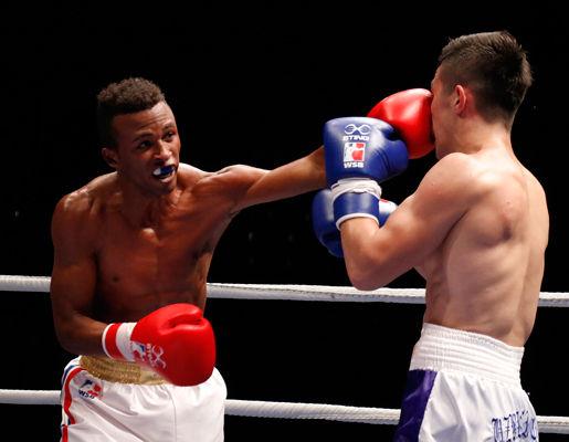 Cuba presenta equipo C1 para semifinal de Serie Mundial de Boxeo