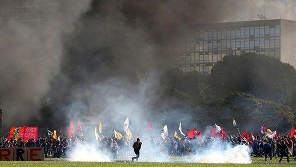 """La OEA consideró que debatir sobre la crisis política en Brasil es """"inapropiado"""". Foto: Reuters"""