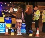 Atentado en Manchester. Foto: Tomada del Twitter de la BBC