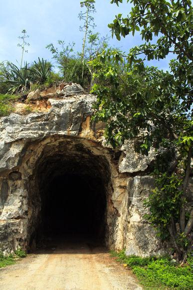 Gibara Túnel
