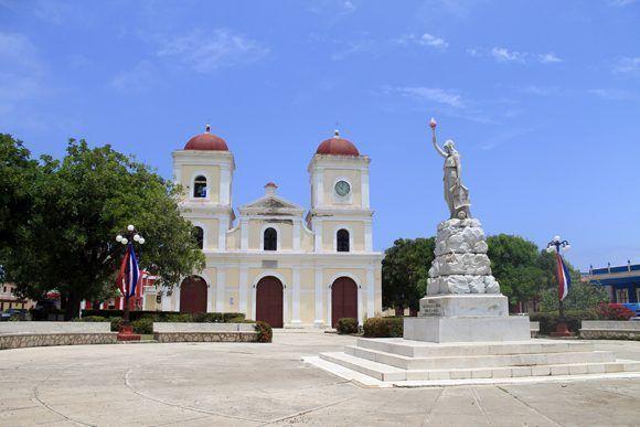 Gibara Parque principal