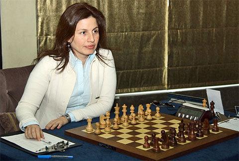 Martha Fierro. Foto: FIDE América.