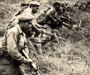 Milicianos de toda Cuba se movilizaron para la Lucha Contra Bandidos. (Foto: Archivo Granma)