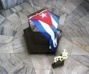 Ofrenda al Apóstol. Foto: Maria Antonieta Álvarez / Cubadebate