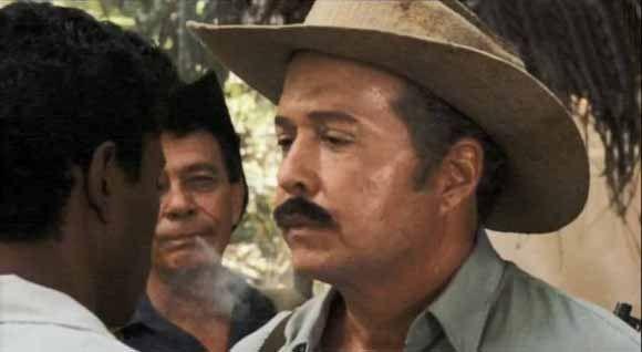Osvaldo Ramírez interpretado por el actor Roque Moreno. Foto: TVC