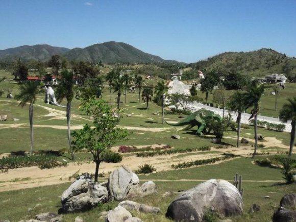 El Parque de Baconao, Santiago de Cuba. Foto: Edilia Yamilé Gutiérrez Cordero / Cubadebate