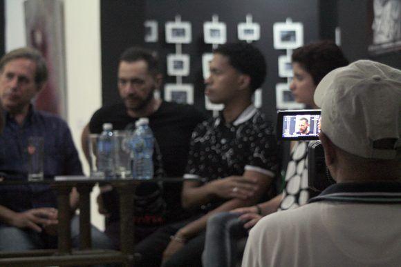 """Con una duración de 92 minutos """"Últimos días en La Habana"""" de estreno en Cuba. Foto: Daylén Vega / Cubadebate"""