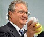 El presidente de la Confederación Mundial de Béisbol-Softbol (WBSC), el italiano Ricardo Fraccari se encuentra de visita en Cuba. Foto: PL/ Archivo.