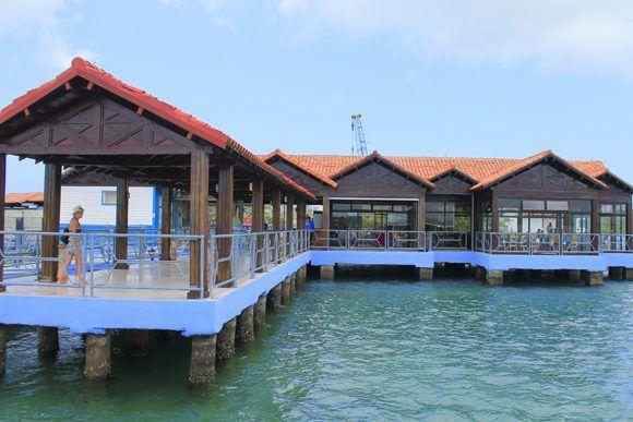 Acuario Bahía de Naranjo, Holguín. Foto: Daylén Vega / Cubadebate