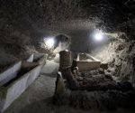 Una de las 17 momias descubiertas en Egipto. Foto: Reuters/ Mohamed Abd el Ghany