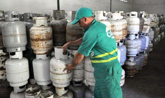 Comenzar en cienfuegos venta liberada de gas licuado del for Estanques de gas licuado