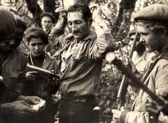 La lucha contra el bandidismo se extendió desde el mismo 1959 hasta 1965.