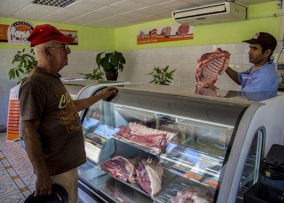 La Casita del Cerdo. Santa Clara. Foto: Ismael Francisco/Cubadebate.